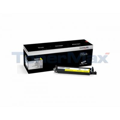 LEXMARK CX510 DEVELOPER UNIT YELLOW
